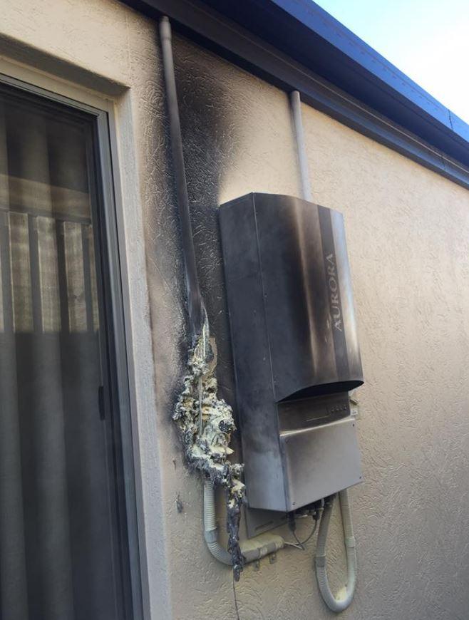 Abb Aurora Inverter Review House Fire Inverter Repairs